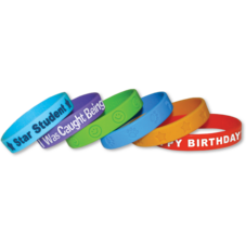 Assorted Wristbands Pack (24 bands)