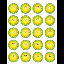 Happy Suns Stickers