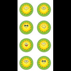 Happy Suns Mini Stickers