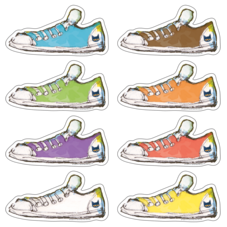 Pete the Cat Groovy Shoes Magnetic Accents