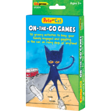 Pete the Cat On-the-Go Games