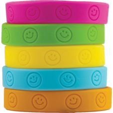 Happy Faces Wristbands