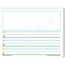 Smart Start K-1 Story Paper: 100 Sheets