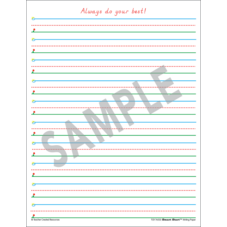 Smart Start 1-2 Writing Paper: 360 Sheets