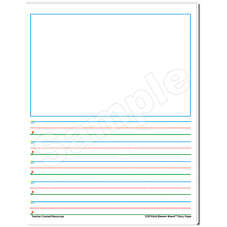 Smart Start 1-2 Story Paper: 40 Sheet Tablet