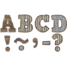 """Home Sweet Classroom Bold Block 3"""" Magnetic Letters"""