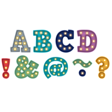 "Marquee Bold Block 2"" Magnetic Letters"