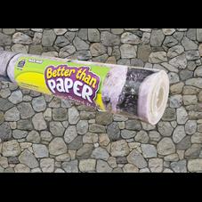 Rock Wall Better Than Paper Bulletin Board Roll