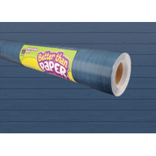 Admiral Blue Wood Better Than Paper Bulletin Board Roll