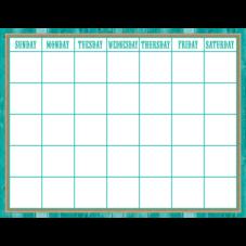 Shabby Chic Calendar Chart