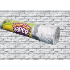 White Brick Better Than Paper Bulletin Board Roll