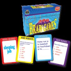 200 Brain Games
