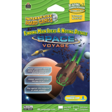 Space Voyage Computer Game CD Grade 2-3
