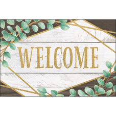 Eucalyptus Welcome Postcards
