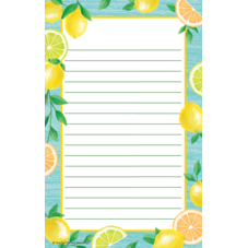 Lemon Zest Notepad