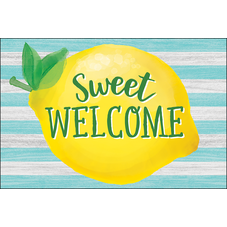 Lemon Zest Sweet Welcome Postcards