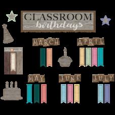 Home Sweet Classroom Birthdays Mini Bulletin Board