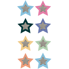 Home Sweet Classroom Stars Mini Stickers