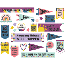 Oh Happy Day Positive Mini Bulletin Board