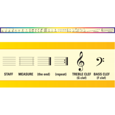 Music Chalkboard Topper