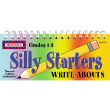 Silly Starters Write-Abouts Grades 1-3