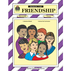 TCR0274 Friendship Thematic Unit Image