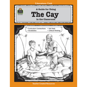 TCR0447 A Guide for Using The Cay in the Classroom Image