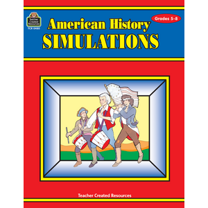 TCR0480 American History Simulations Image