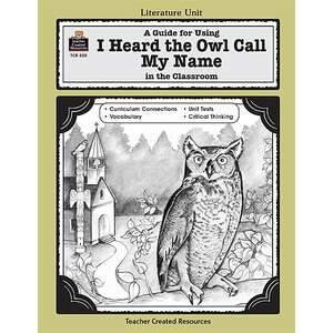 TCR0520 A Guide for Using I Heard the Owl Call My Name in the Classroom Image