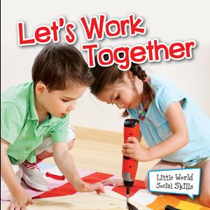 TCR102683 Lets Work Together (Little World Social Skills) Image