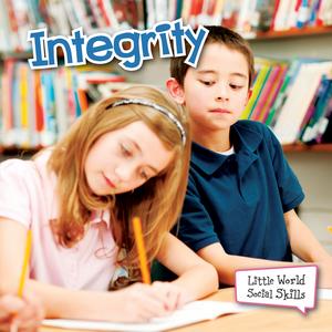 TCR102706 Integrity (Little World Social Skills) Image