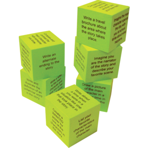 TCR20635 Foam Retell a Story Cubes Image