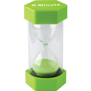 TCR20660 5 Minute Sand Timer-Large Image