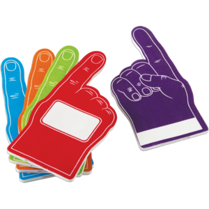 TCR20683 Mini Foam Fingers Image