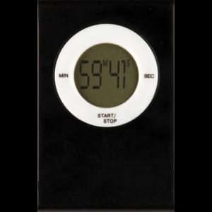 TCR20717 Magnetic Digital Timer - Black Image