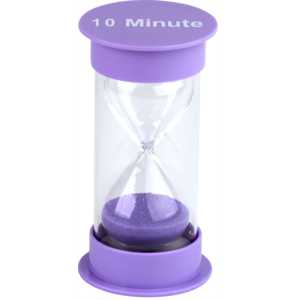 TCR20762 10 Minute Sand Timer-Medium Image