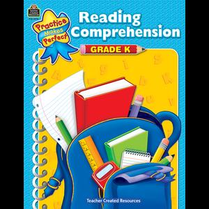 TCR2078 Reading Comprehension Grade K Image