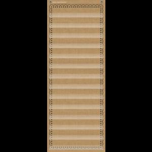 TCR20838 Burlap 14 Pocket Chart Image