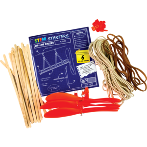 TCR20878 STEM Starters: Zip-Line Racers Image