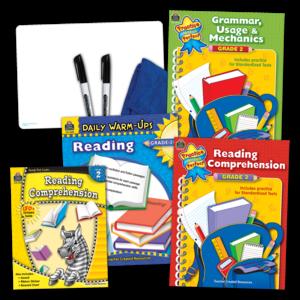 TCR2088509 Learning Together: Reading Grade 2 Set Image