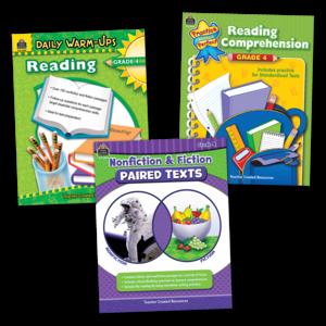 TCR2088511 Learning Together: Reading Grade 4 Set Image