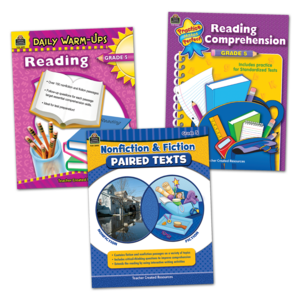 TCR2088512 Learning Together: Reading Grade 5 Set Image