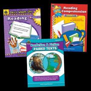 TCR2088513 Learning Together: Reading Grade 6 Set Image