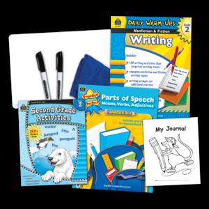 TCR2088523 Learning Together: Writing Grade 2 Set Image