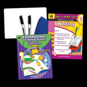 TCR2088526 Learning Together: Writing Grade 5 Set Image