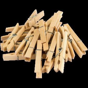 TCR20932 STEM Basics: Clothespins - 50 Count Image