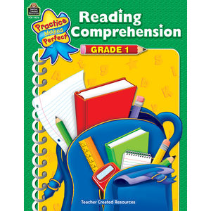 TCR2456 Reading Comprehension Grade 1 Image
