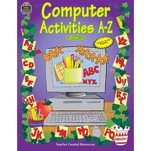 TCR2461 Computer Activities A-Z Image