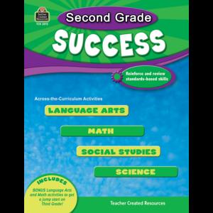 TCR2572 Second Grade Success Image