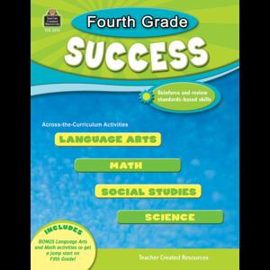 TCR2574 Fourth Grade Success Image